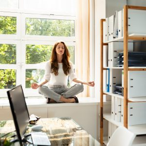 Can intention setting manifest a successful business?