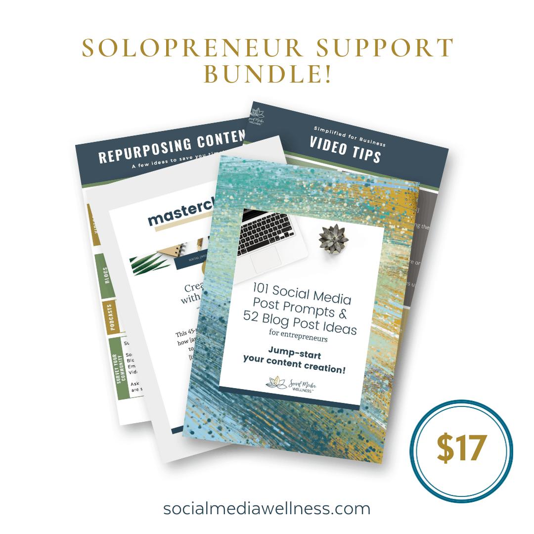 solopreneur support bundle